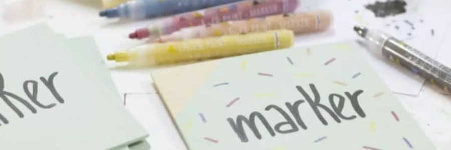 Marcadores Chalk Paint: como trabalhar com eles
