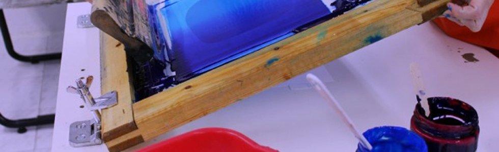 Mesas para serigrafia
