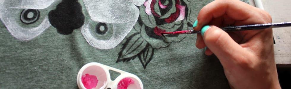 Pintura têxtil