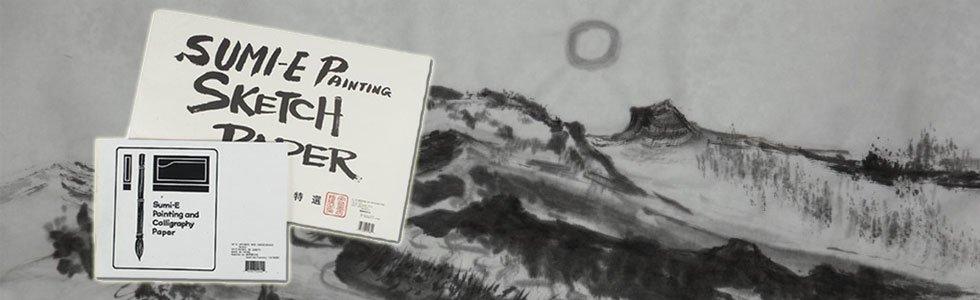 Papéis para tinta da china y de desenho