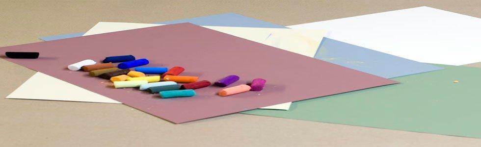 Papéis para pastel em folhas