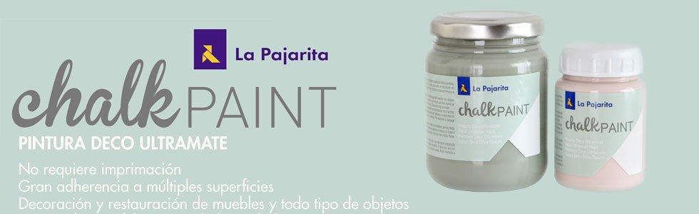 Tintas para decoração Chalk Paint La Pajarita