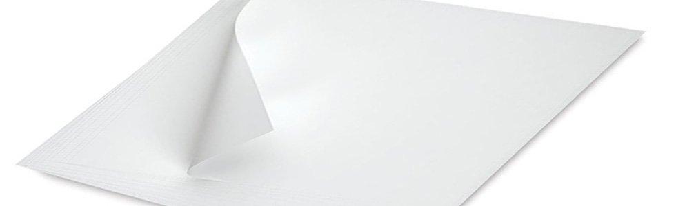 Placas de poliéster para litografia