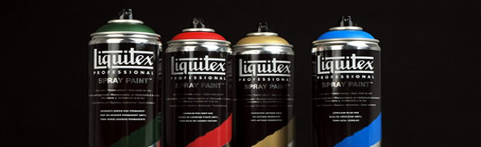 Spray aqrilico Liquitex