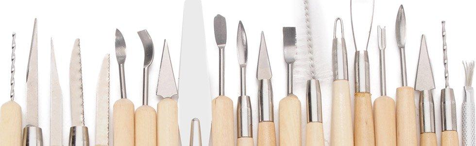 Modelagem - Materiais e ferramentas