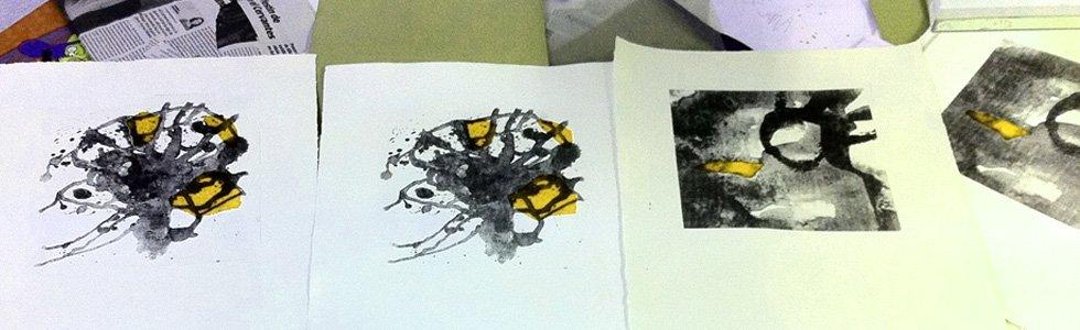 Prensas de litografia