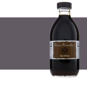 Tinta Desenho Cinzeto 701, 250 ml. Sennelier