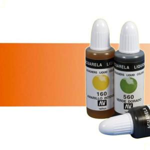 totenart-acuarela-liquida-vallejo-210-rojo-naranja-bote-32-ml