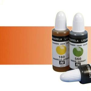 totenart-acuarela-liquida-vallejo-610-marron-dorado-bote-32-ml