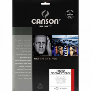 Infinity Photo Discovery Pack, A4, caja 14 hojas *