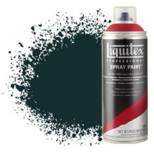 Totenart-Pintura en Spray tono viridiano permanente 0398, Liquitex acrílico, 400 ml.