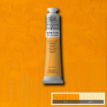 Oleo Winton W&N, Tono Amarelo de Cadmio, 200 ml.
