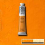 Oleo Winton W&N,  Cádmio Tono Amarelo Escuro, 200 ml.