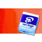 Aquarela Van Gogh, godet, Vermelhao