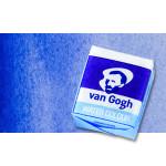 Acuarela Van Gogh en pastilla color azul cobalto, 512