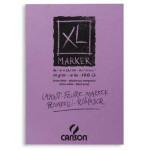 Bloco Xl Reciclado Marker,  21x29.7 cm, 70 gr, 100 f.