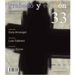 Revista Gravura e Ediçao, n. 33