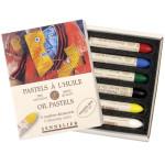 Estojo Pastel al Oleo Sennelier 6 cores, Set Descobrimento