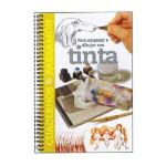 Caderno para comecar a pintar com tinta, Parramón, em Espanhol
