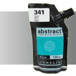 Aqrilico Sennelier Abstract Iridescente Prata 029, 120 ml.