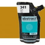 Aqrilico Sennelier Abstract Ocre Amarelo 252B, 120 ml.