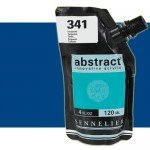 Aqrilico Sennelier Abstract Azul Ultramarine 314B, 120 ml.