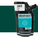 Aqrilico Sennelier Abstract Verde Ftalo 896B, 120 ml.