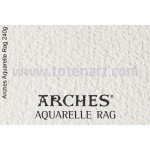 Infinity Arches Aquarelle Rag, 310 gr., Rolo 0,61x3,05 mts.