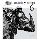 Revista Gravura e edicao, n. 06, em Espanhol.