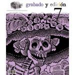 Revista Gravura e edicao, n. 07, em Espanhol.