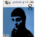 Revista Gravura e edicao, n. 08, em Espanhol.