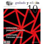 Revista Gravura e edicao, n. 10, em Espanhol.