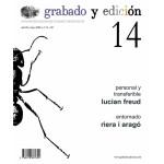 Revista Gravura e edicao, n. 14, em Espanhol.