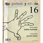 Revista Gravura e edicao, n. 16, em Espanhol.