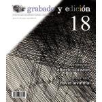 Revista Gravura e edicao, n. 18, em Espanhol.