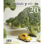 Revista Gravura e edicao, n. 20, em Espanhol.