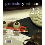 Revista Gravura e edicao, n. 23, em Espanhol.