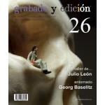 Revista Gravura e edicao, n. 26, em Espanhol.