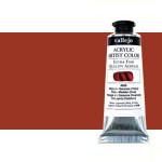 Acrilico Vallejo n. 425 color Vermelho transoxid (60 ml)