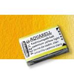Aquarela Schmincke Horadam,  amarelo de cromo escuro 213, Godet Completa.