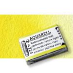 Aquarela Schmincke Horadam, amarelo limão 215 , Godet Completa.