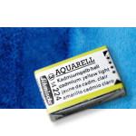 Aquarela Schmincke Horadam,   azul de ftalocianina 484, Godet Completa.