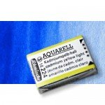 Aquarela Schmincke Horadam,   luz azul cobalto 487 , Godet Completa.