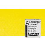 Aquarela Schmincke Akademie,   Amarelo cadmio medio 224, 1/2Godet.