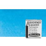 Aquarela Schmincke Akademie,  Ciano 448, 1/2Godet.