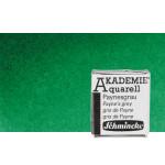 Aquarela Schmincke Akademie,   Verde Permanente 553, 1/2Godet.