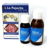 Verniz cristalino Kit Finish Glass La Pajarita (180 ml)