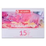 Bloco Acrílico Art Creation 290 gr, 15 folhas (A4)