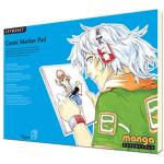 Bloco Letraset Comic Marker Pad (alta qualidade) A4, 70 gr., 50 h.