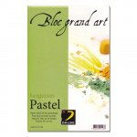 Bloc Grand  Art  Pastel  10 f. 240g 24x32cm